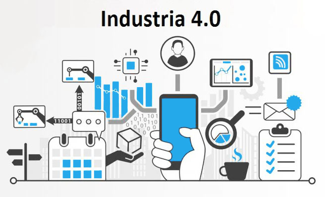 Grafica su Industria 4.0